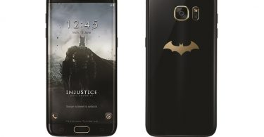 Amazing Samsung Galaxy S7 Batman Version