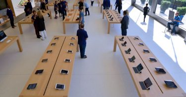 Apple Inc. reveals its New Store design in San Francisco
