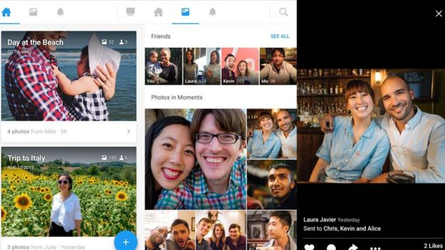 Facebook Moments Launched Without its Key Feature in Europe