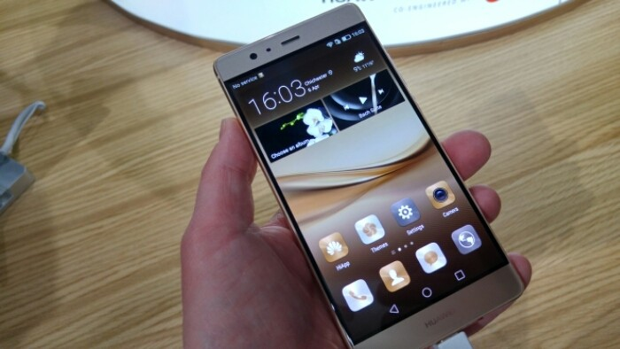 Feel free to Purchase Huawei P9 From Vodafone