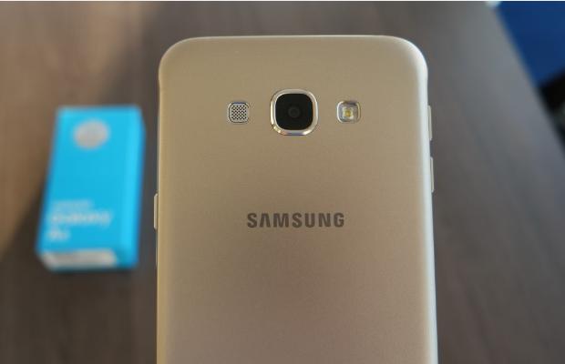 Newly Released Samsung Galaxy C5 Camera
