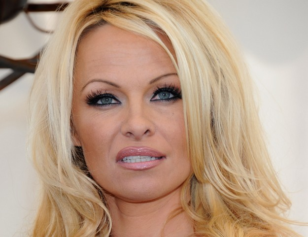 Pamela Anderson Bra Size Height Weight Body Measurements