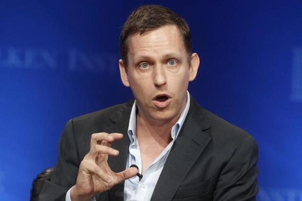 Peter Thiel Funded Hulk Hogan Against Gawker Media