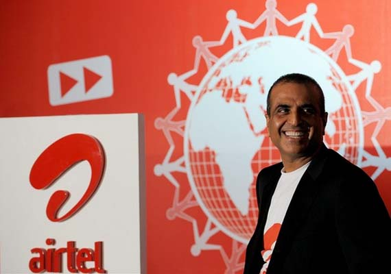 Airtel 1st and Reliance Takes 6th Spot on Data Usage