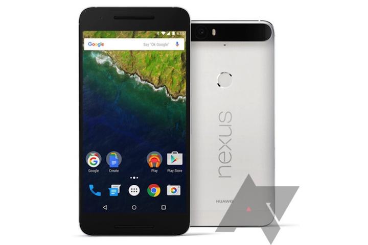 Huawei is Building Another Nexus Smart Phone