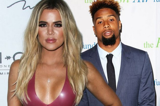 Odell Beckham Jr Dating Khloe Kardashian