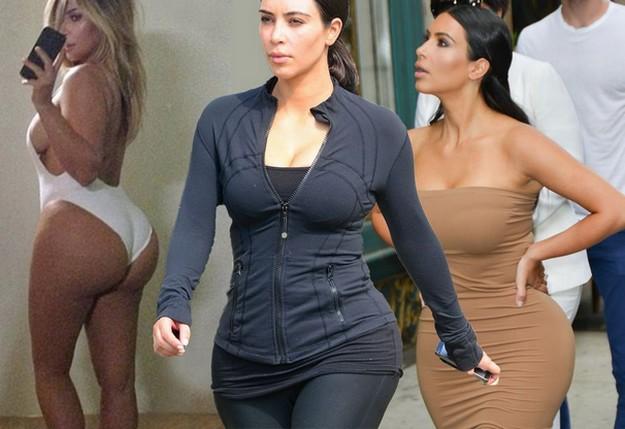Kim Kardashian Body Secrets