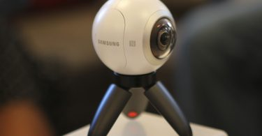 Samsung Gear 360 VR Available in $349.99