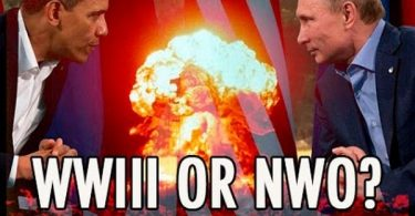 Syrian Crisis May End in Nuclear War