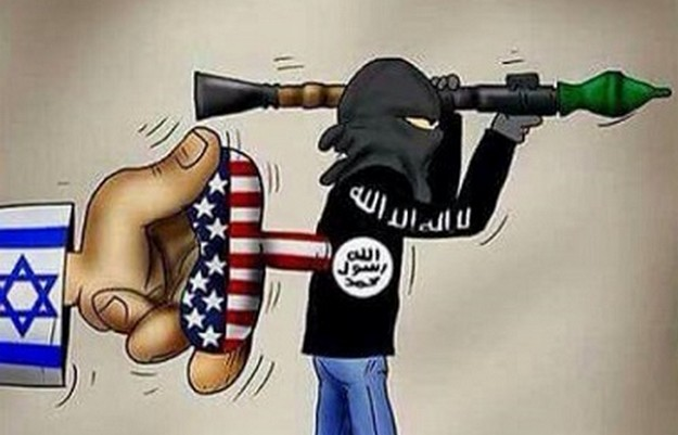 US-Israel Protects Islamic State Terrorism