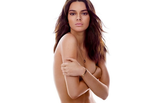 Kendall Jenner uncensored pictures exposed