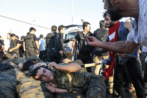 Analyzing Failed Coup in Turkey
