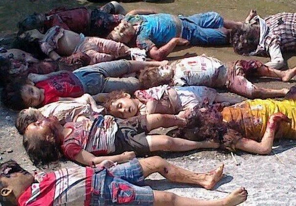 Endless Holocaust in Syria continues