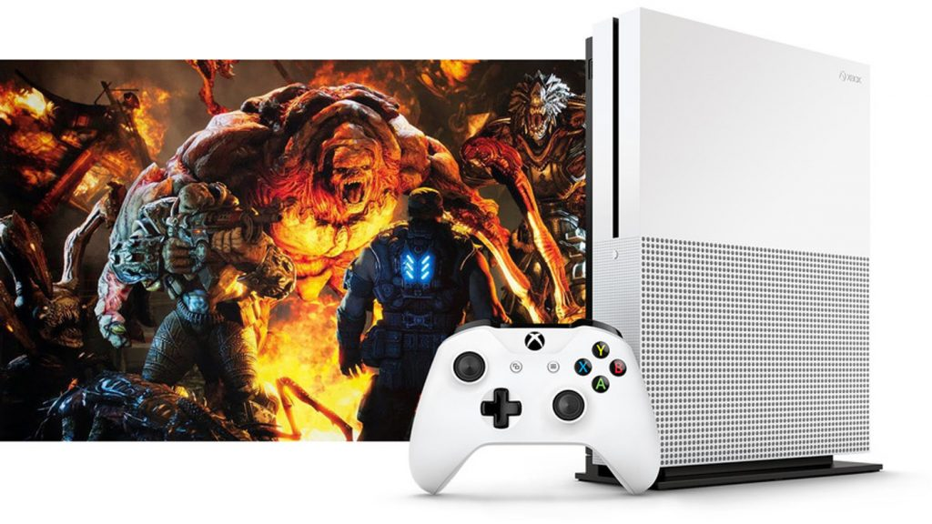 Latest Xbox One S launching in August