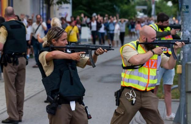 Munich Shooting Real Terrorists Identified