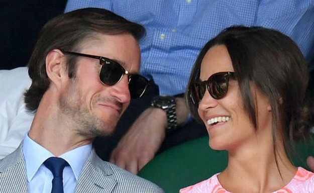 Pippa Middleton secures a better match than Kate