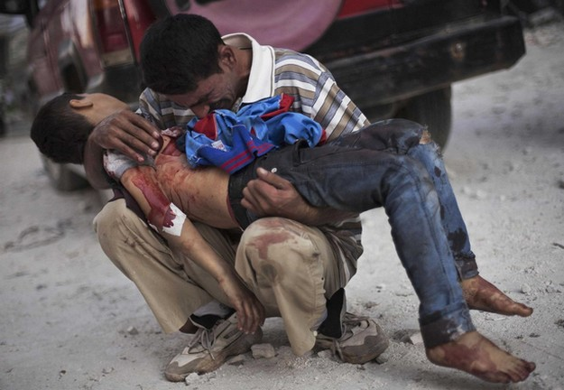Syrian War will decide the feature of the World