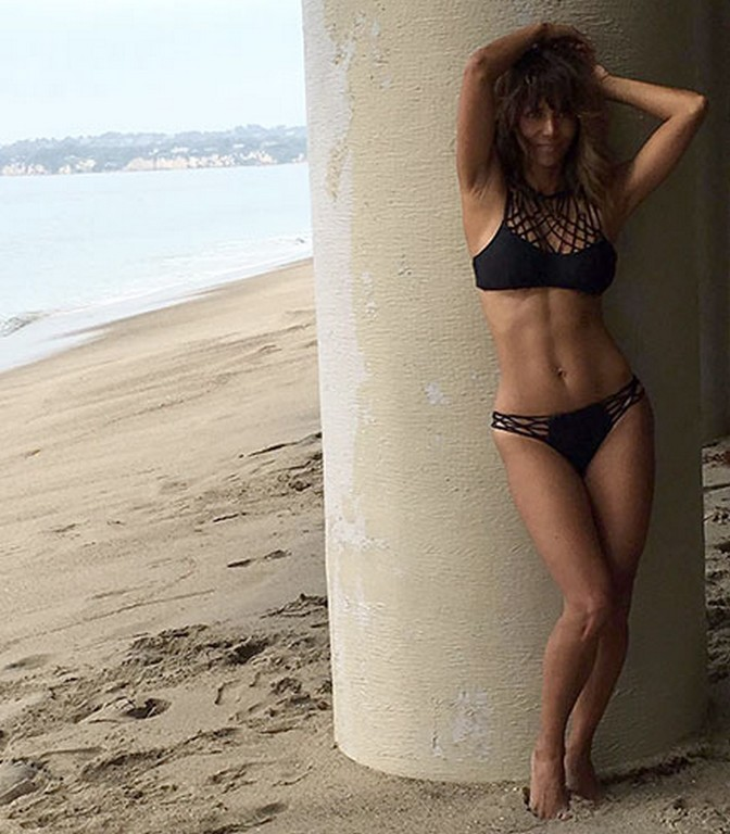 Halle Berry Sizzles in Racy Bikini Pictures