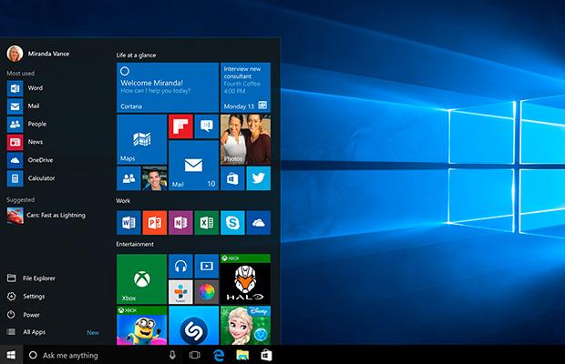 Microsoft Will Unveil Windows 10 Updates in 2017