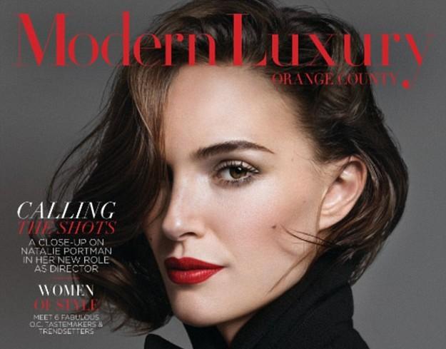 Natalie Portman Hot New Magazine Cover