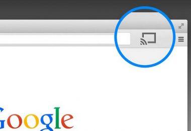 Google Cast integrated into Chrome