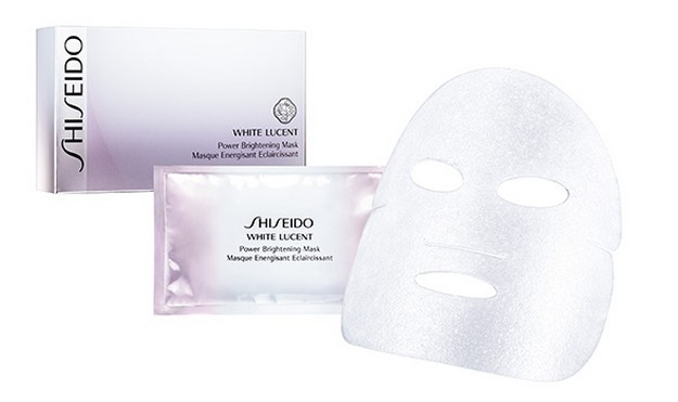 Shiseido Brightening Mask