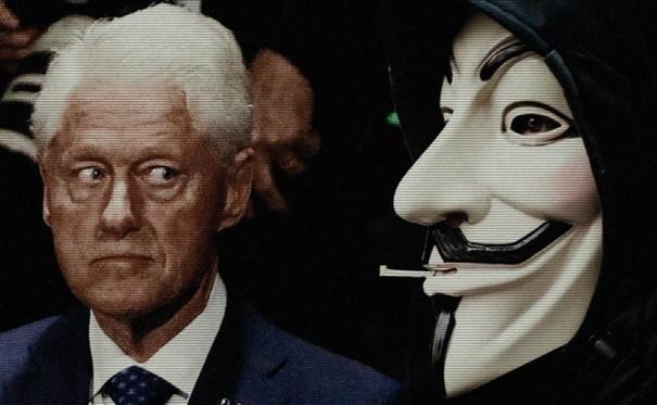 Bill Clinton sex tape