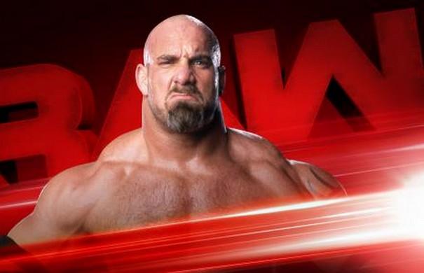 Goldberg WWE return