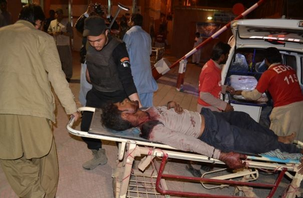 Pakistan attack in Quetta