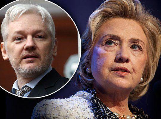 Wikileaks revelations 2016