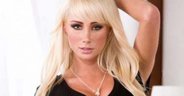 Sara Jean Underwood hot buxom blonde