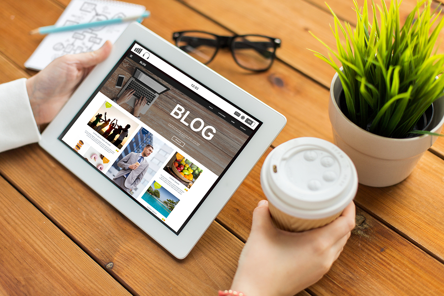 Small Business Must Start a Blog