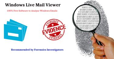 Windows Live Mail Viewer