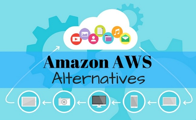 Amazon AWS alternatives - Amazon Web Services