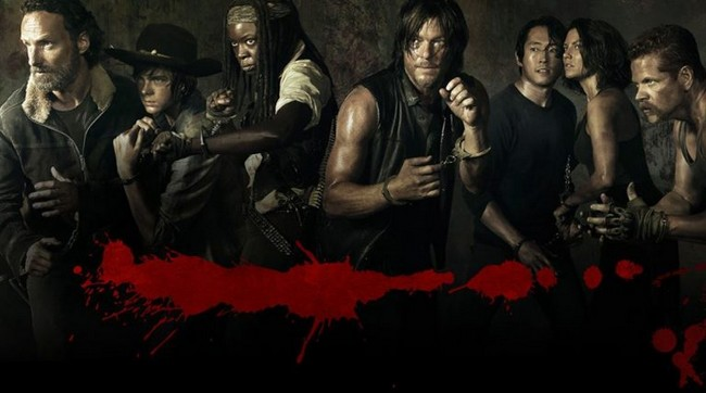 Best TV Shows The walking dead