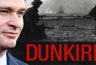 Christopher Nolan Dunkirk Movie