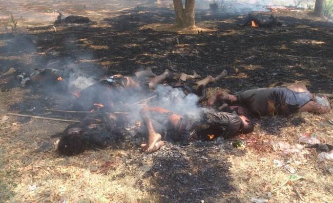 Burma Muslims Violence