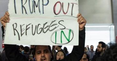 11 countries targeted by Trump refugee order
