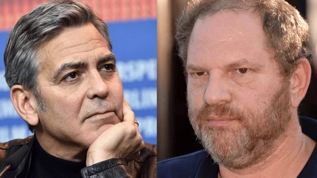 George Clooney, Harvey Weinstein Scandal goes beyond Hollywood