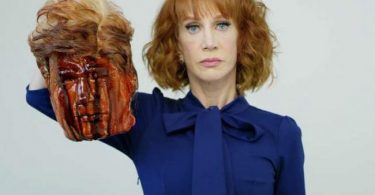 Kathy Griffin feud over Trump beheading photo