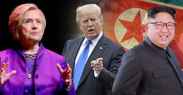 US North Korea War Threats are dangerous and short-sighted - Hillary Clinton