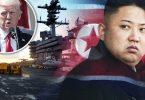 US declares War with North Korea